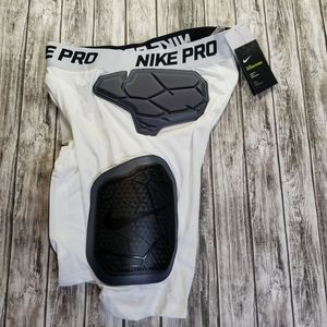 Nike Pro HyperStrong Mens Football Shorts Sz:Large
